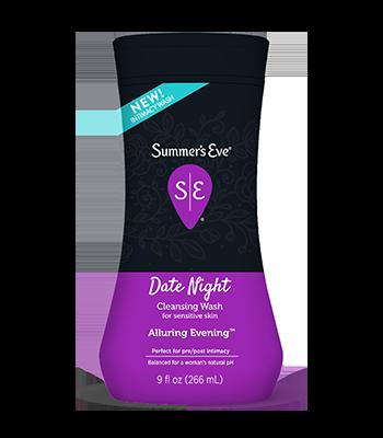 Summer's Eve Date Night Wash